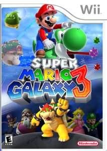 Super Mario Galaxy 3, wait is this real because if it is I need it!