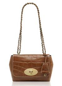 Mulberry Oak Soft Printed Leather Lily Bag  mulberry  handbags Mulberry  Lily 5a7f43d332f3a