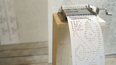 Here's What Embroidery Patterns Sound Like Played Through a Music Box