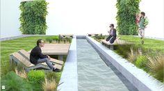 Ogród styl Klasyczny - zdjęcie od BK Pracownia Architektury Krajobrazu - Ogród - Styl Klasyczny - BK Pracownia Architektury Krajobrazu