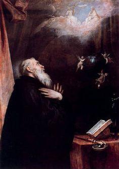 Oracion a San Benito   Oración a San Benito abad Para liberarse de espiritus malignos: