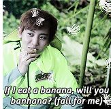 pick up line of the year goes to Chanyeol