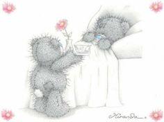 Me to You Bears Tatty Teddy Self