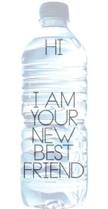 water best friend