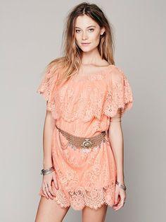 Free People Ethereal Senorita Dress, $168.00