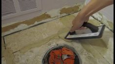 (Part 7) - Floor Tile & Grout   Complete bathroom remodel playlist of video's: .......... https://www.youtube.com/playlist?list=PLnfZ3Rt-xEK9Hv5SzyewklePfHRFQmBqJ  --------------------  Full Bathroom Shower Tile & Floor Remodel Parts:  --------------------   Full Video - Shower Floor Tile Cost Grout Faucet .......... https://youtu.be/hLrMDrP4ah8   (Part 1) - Demo Small Bathroom Remodel .......... https://youtu.be/Jxs0Oomja38    (Part 2) - Tile Shower Prep Work…