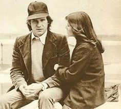 Harrison Ford and Carrie Fisher