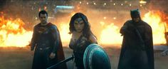 Film Combat Syndicate: The DC Trinity Emerges In New Character Posters For BATMAN V SUPERMAN: DAWN OF JUSTICE