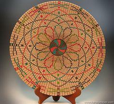 Basket Illusion Platters