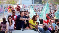 Crivella e Marcelo Freixo disputarão segundo turno no Rio de Janeiro