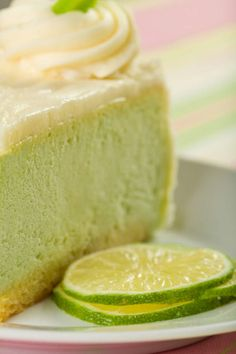 The BEST key lime pie you will ever make - this one is the perfect mix of sweet and tart flavors and you will be amazed such a simple recipe can make such a yummy pie. Enjoy!