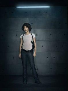 Fringe season 5 - Jasika Nicole as Astrid, tv series, portrait, female actress, photo