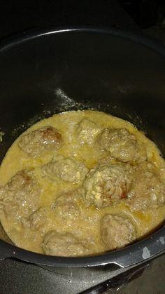 Pour réaliser desBoulettes de bœuf maison à la moutarde, il vous faudra utiliser la cuisson rapide pour environ 3 minutes.