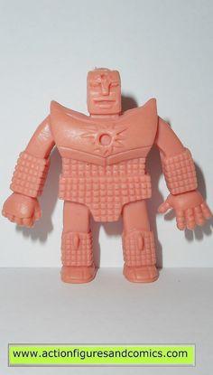 """Men Kinnikuman Flesh 2/"""" Sunshine E 80/'s M.U.S.C.L.E Figure #107 Mattel"""
