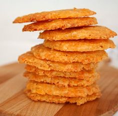 Chipotle Cheese Crisps