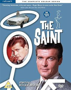 Simon Templar alias 'The Saint'