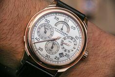 Chopard L.U.C Regulator Watch Hands-On Hands-On