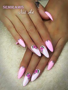 Pinky nails :)