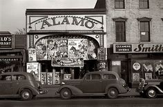 The Alamo: 1937 | Shorpy :: History in HD
