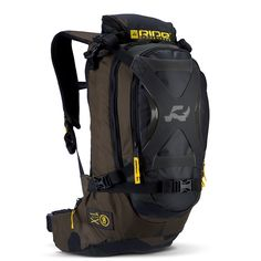 Journey Backpack | Snowboard Bags & Packs | Ride Snowboards 2014-2015