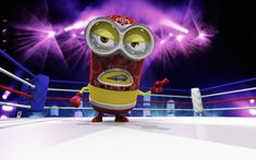 Minions can be anyone -