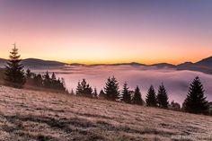 Dobré ránko priatelia   Prichádzajú krásne dni a teda aj krásne svitania. Inšpirujte sa na potulky svojim okolím  tak ako Jozef Pitoňák - Fotograf