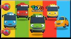 Tayo Finger Family - Nursery Rhymes for Kids