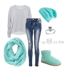 Winter Weather outfit • Outift for • teens • movies • girls • women •. summer • fall • spring • winter • outfit ideas • dates • parties • Polyvore • School • College