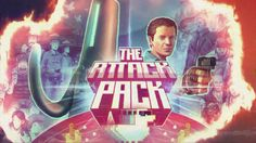 HEY KIDS. TIRED OF JUST ONE VIDEO GAME? THEN GET THREE WITH ATTACK MOUNTAIN'S ATTACK PACK.