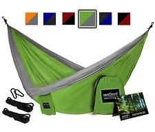 Ofertas -  RenGard Portable Camping Hammock – Sturdy and Breathable Parachute Nylon...: $59.42End Date: Jul-11… Envio Internacional -
