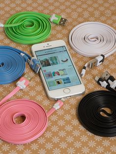 10ft Tangle-Free 8-Pin Charge/Sync Noodle Cable - $4.99. https://www.bellechic.com/deals/bcf2bee13f42/10ft-tangle-free-8-pin-charge-sync-noodle-cable