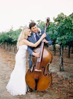 Blush + Berry Red Healdsburg Winery Wedding