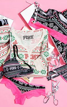All I want for #PINKmas is...Prints Charming.