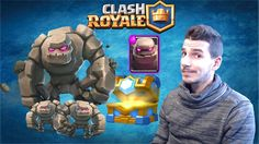 Clash Royale: Il Golem è fortissimo!