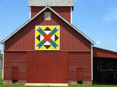 Quilt Barn in Humbolt Co., Iowa