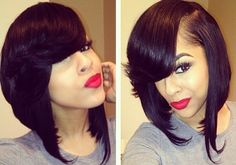 Love the sew in Bob