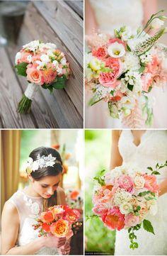 Entzuckend Liebelein Will, Hochzeitsblog   Koralle, Farben, Hochzeit, Blumen