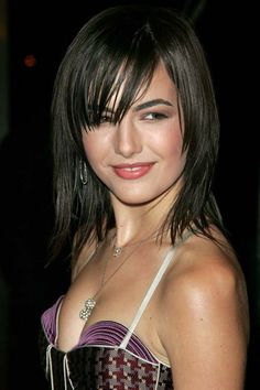 Camilla Belle (American actress, birth name: Camilla Belle Routh, born on October 2, 1986 and residing in United States).