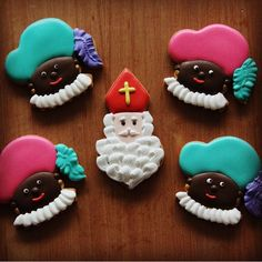 Sinterklaas & Piet