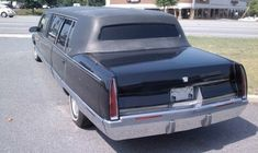 1996 Cadillac Hightop Commercial Glass Fleetwood Limousine by Sayers & Scovill