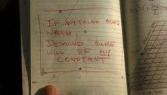 Desmond Hume will be my constant.