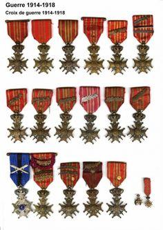 la croix de guerre 14-18 - Google Search