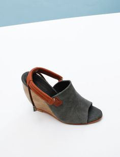 Rachel Comey Inni Wedge- Moss    Neato but still too pricey