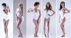 This Amazing Video Shows How the 'Ideal' Female Body Type Evolved Over the Years  - ELLE.com