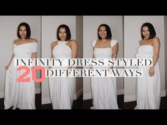 d217e476211d 16 Best Multi wrap dress images | Convertible Dress, Multi wrap ...