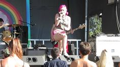 Kieran Strange performing at the Vancouver Pride Day 2014 festival. Pride 2014, Pride Day, Strange Music, Vancouver, Songs, Concert, Recital, Concerts, Music