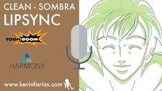 Línea y sombra de la animación como el Anime en Toon Boom Harmony http://blgs.co/79QfY8