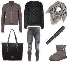 #Damenoutfits Kuschlig warm  #dresslove #outfitdestages #outfits #ootd