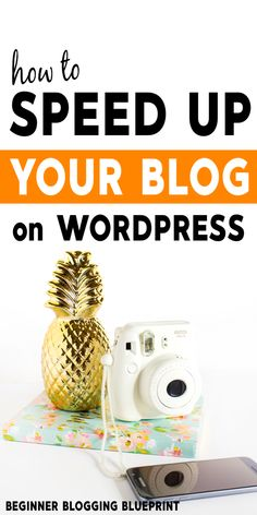if you have a wordpress blog it's really important that you understand how important the speed of your blog is | learn how to speed up your blog on wordpress and get those speed hacks for your blog #blog #blogging