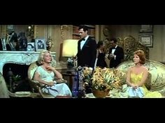 ▶ Goodbye Charlie 1964 Tony Curtis, Debbie Reynolds, Pat Boone Full Length Comedy Fantasy Movie - YouTube